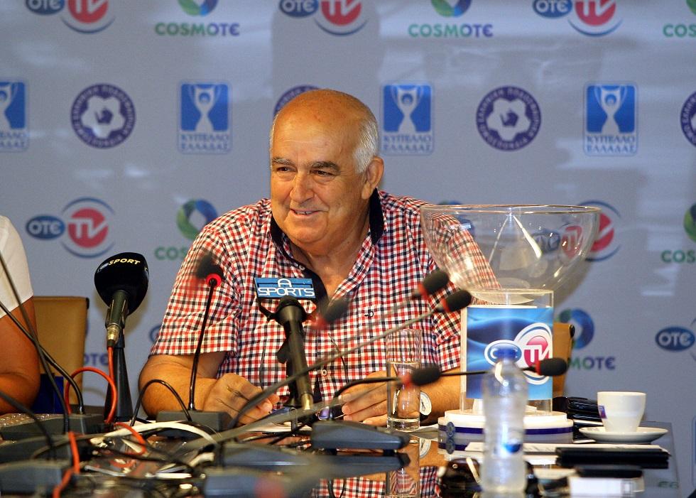 Γαβριηλίδης: «Μπαράζ σε περίπτωση ισοβαθμίας Άρη και ΠΑΟΚ στο Κύπελλο»   to10.gr