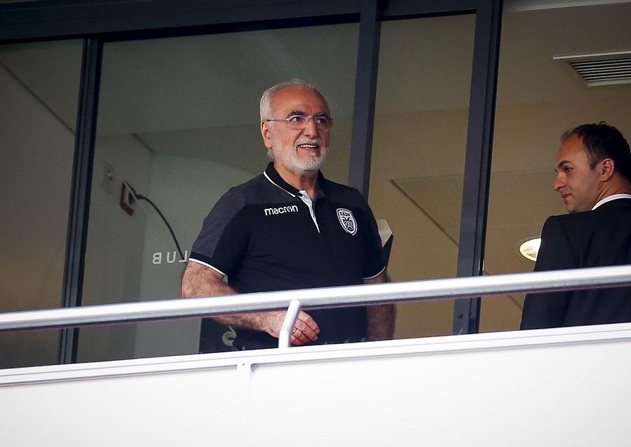 Στη Θεσσαλονίκη ο Σαββίδης για να μιλήσει σε Λουτσέσκου και παίκτες | to10.gr