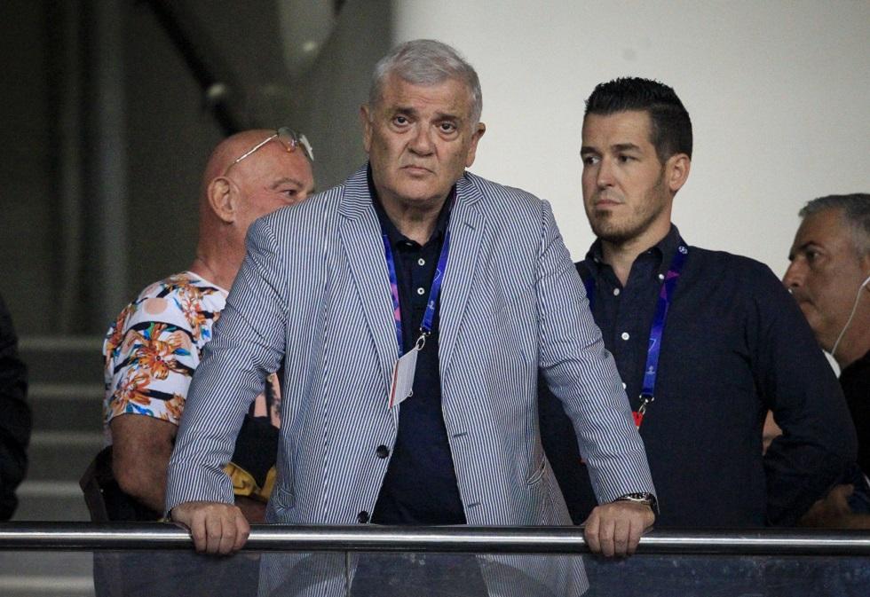 Μελισσανίδης στους παίκτες: «Αν δεν πάρουμε πρωτάθλημα αποτύχαμε – Πρώτος εγώ!» | to10.gr