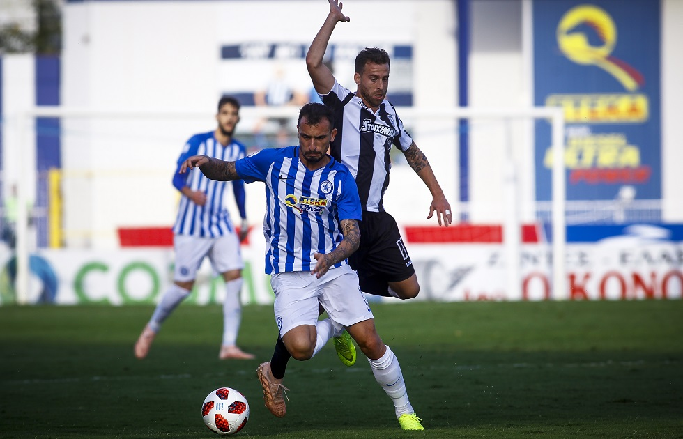 Ατρόμητος – ΠΑΟΚ : Ο «κεραυνός» του Ουγκράι για το 1-1 (vid) | to10.gr