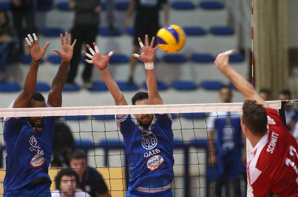 Ο Γκάβιν Σμιτ MVP της 4ης αγωνιστικής της Volley League | to10.gr