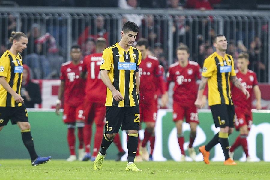 Μπάγερν Μονάχου – ΑΕΚ: Τα γκολ και οι καλύτερες φάσεις (vid) | to10.gr