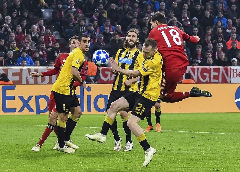 Μπακάκης: «Πήραμε αυτοπεποίθηση για νίκη με τον Αγιαξ» | to10.gr