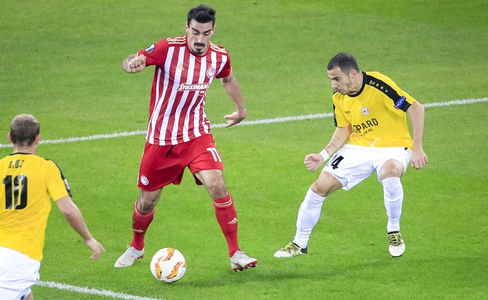 Λάζαρος: «Το γρήγορο γκολ μας ξεκλείδωσε, θέλουμε μια μεγάλη νίκη για την πρόκριση» | to10.gr