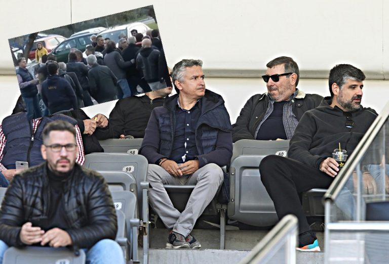 Σκανδαλο στο ΟΑΚΑ με ΑΕΚ, κανείς δεν είδε την επίθεση στον Σπανό! | to10.gr