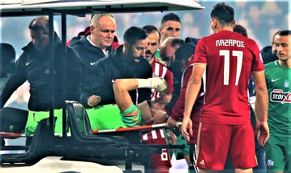 Το μήνυμα του Διούδη μετά τον τραυματισμό του | to10.gr