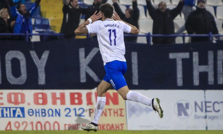 Ιωνικός – Προοδευτική 1-0 | to10.gr