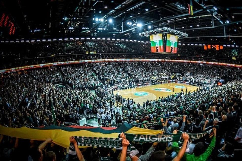 Ανακοίνωσε sold out η Ζαλγκίρις | to10.gr