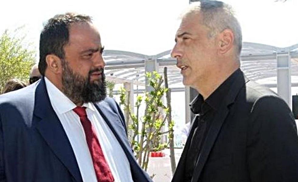 Μαρινάκης : «Στηρίζω με όλες τις δυνάμεις μου Μώραλη και «Πειραιά Νικητή» για να συνεχίσουμε το έργο μας» | to10.gr