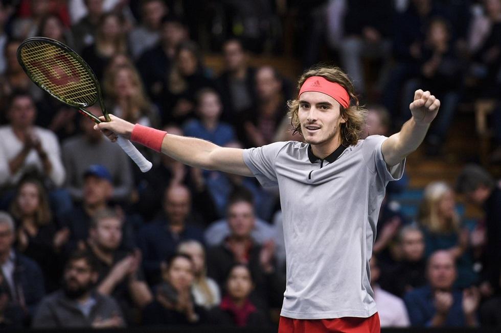 Τσιτσιπάς: «Επαιξα εξαιρετικό τένις και έδειξα την αξία μου» | to10.gr
