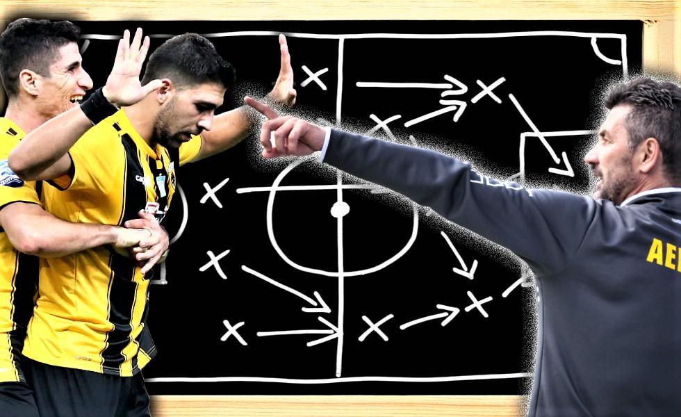 Ουζουνίδης: «Ο Μάνταλος πρέπει να πιέσει τον εαυτό του -Ετοιμος ο Μπακασέτας» | to10.gr