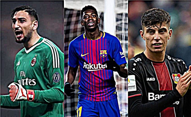 Ligue 1 και Bundesliga προελαύνουν στο χρόνο συμμετοχής των παικτών Κ21 στα κορυφαία πρωταθλήματα | to10.gr