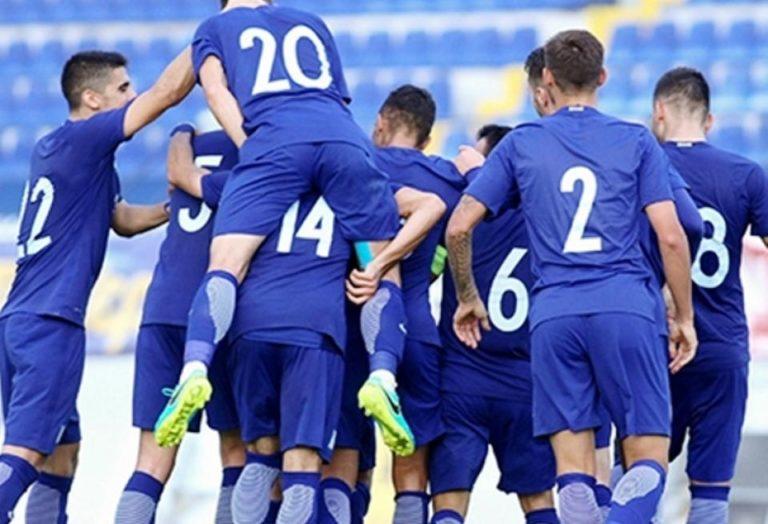 Τεσσάρα στο Γιβραλτάρ η Εθνική Νέων | to10.gr