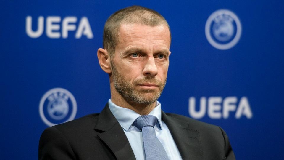 Μέχρι το 2023 πρόεδρος της UEFA ο Σέφεριν | to10.gr