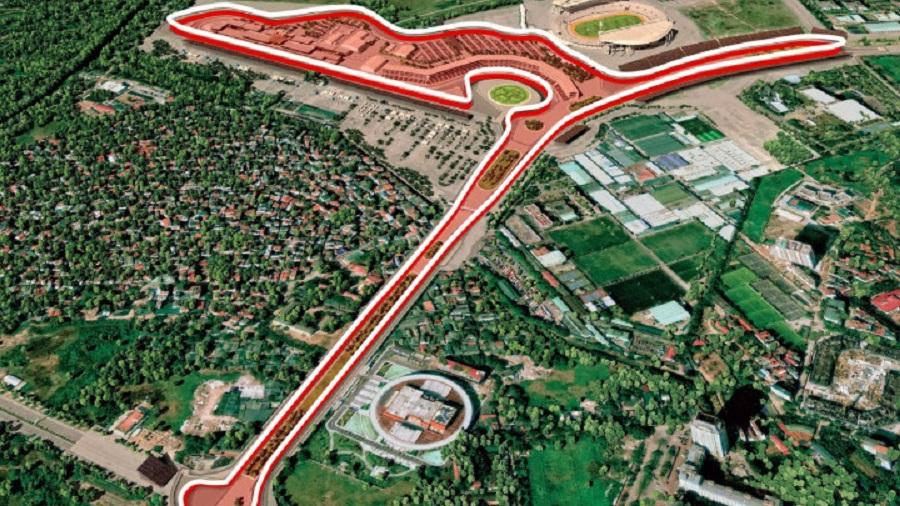 Formula 1: Eπίσημα Grand Prix στο Βιετνάμ το 2020   to10.gr