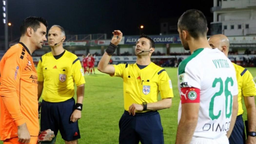 Ποιος Βάτσιος και Τσαμούρης: Δείτε πέναλτι που έδωσαν στην Κύπρο! (vid) | to10.gr