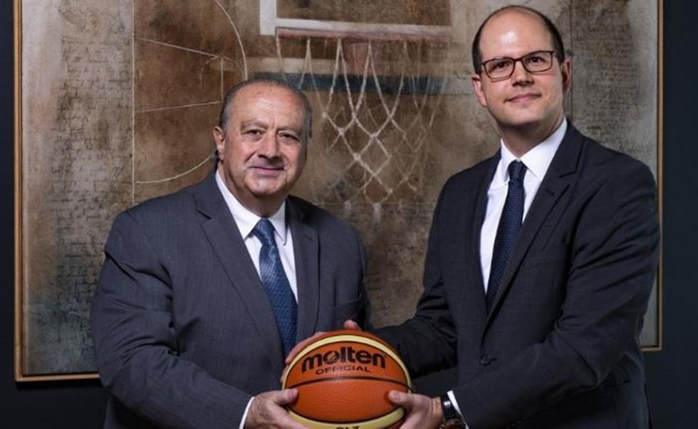 Ο Ανδρέας Ζαγκλής νέος Γ.Γ. της FIBA! | to10.gr