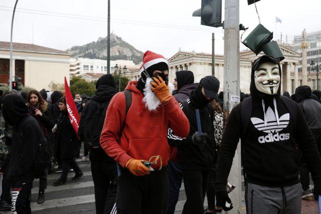 Συλλαλητήρια σε Αθήνα και Θεσσαλονίκη στη μνήμη του Αλέξη Γρηγορόπουλου   to10.gr