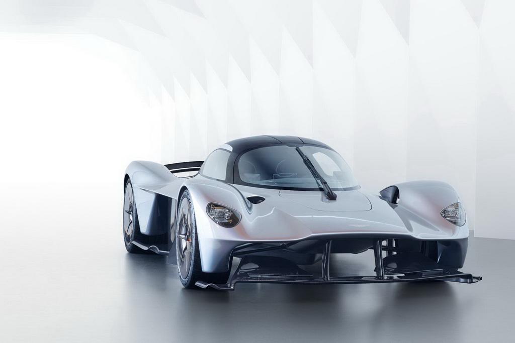 Νέος κινητήρας 11.100 σ.α.λ. στην Aston Martin Valkyrie | to10.gr