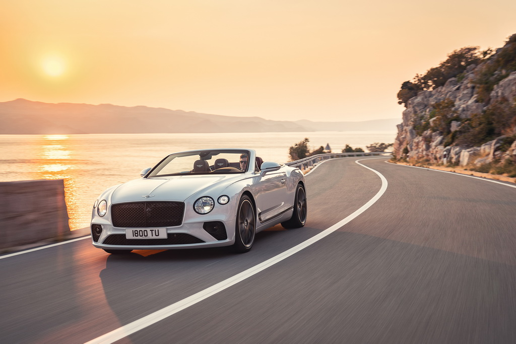 Bentley Continental GT Convertible   to10.gr