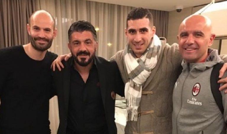Πετρόπουλος και Τριποτσέρης συναντήθηκαν με τον Γκατούζο! (pic) | to10.gr
