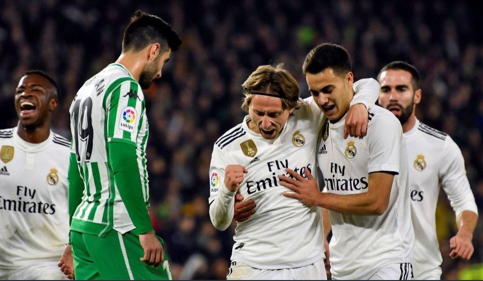 Ρεάλ Μπέτις – Ρεάλ Μαδρίτης 1-2 | to10.gr