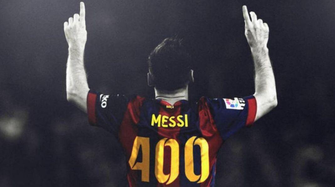 Τα 400 γκολ του Μέσι σε ένα βίντεο έπος! (vid) | to10.gr