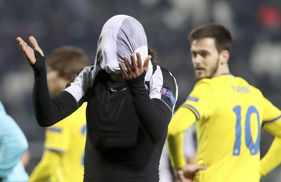 Πρόστιμο 20.000 ευρώ από την UEFA στον ΠΑΟΚ | to10.gr