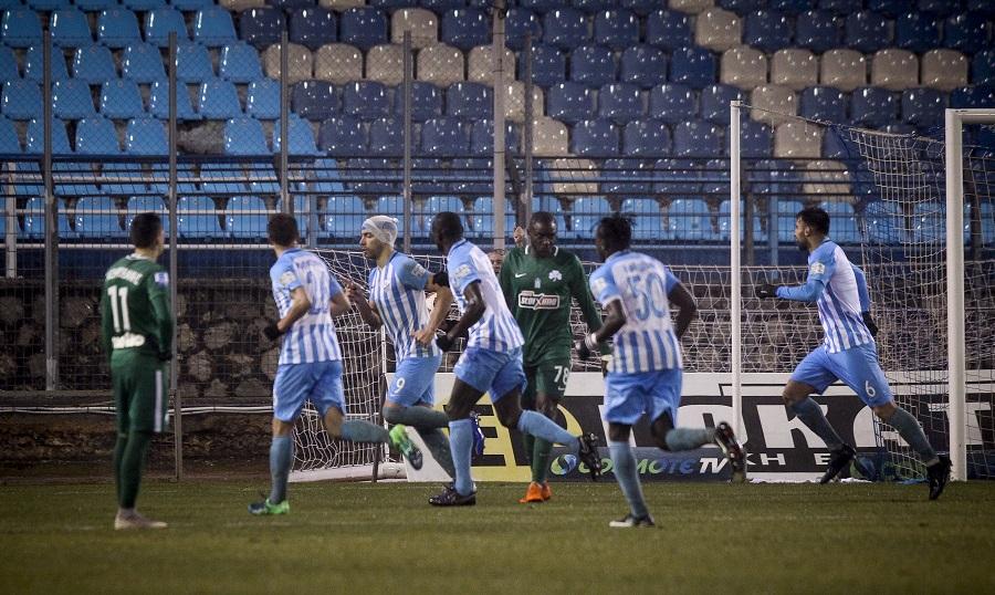 Λαμία – Παναθηναϊκός: Ετσι νίκησαν στο ματς… ροντέο οι γηπεδούχοι | to10.gr