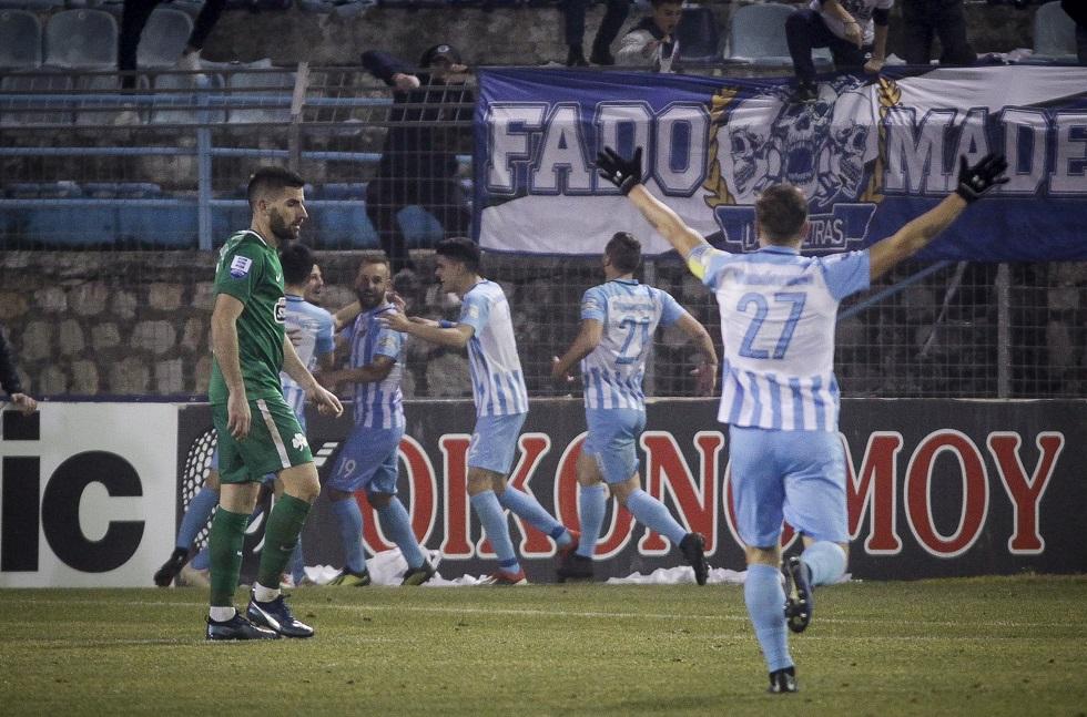 Λαμία – Παναθηναϊκός 1-0 | to10.gr