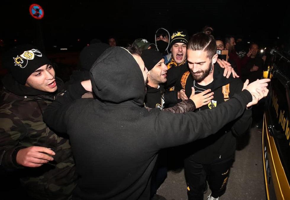 ΑΕΚ: Θερμή υποδοχή για τους Πρωταθλητές στα Ιωάννινα | to10.gr