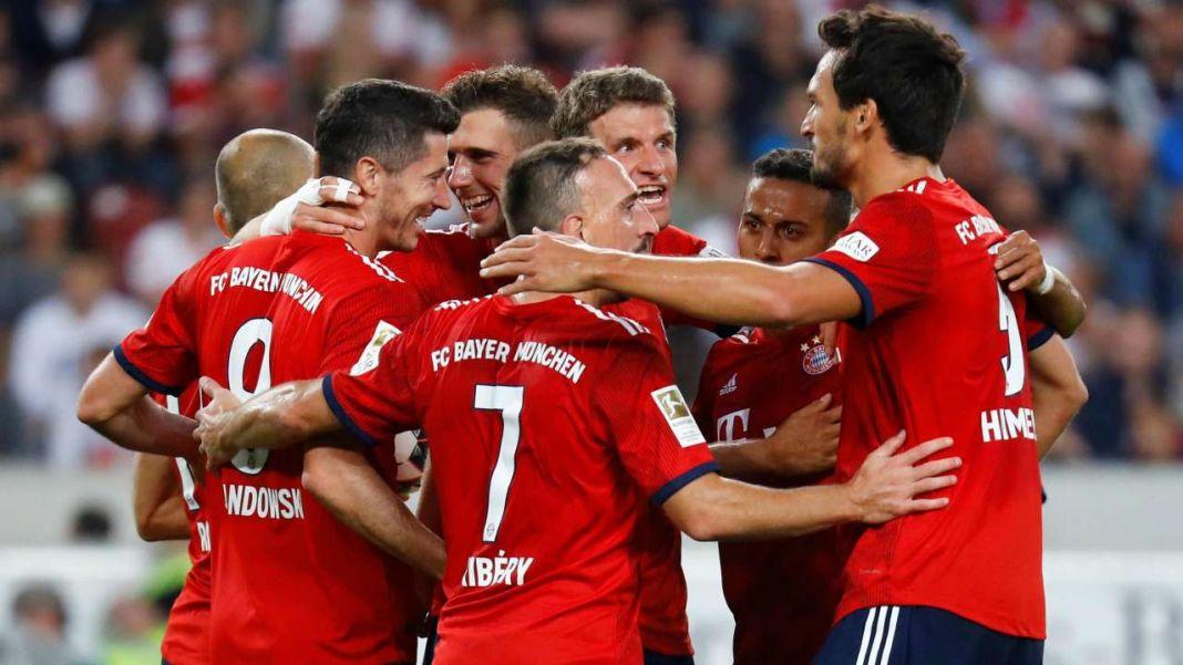 Α' Γερμανίας: Μόνο η νίκη για την Μπάγερν | to10.gr