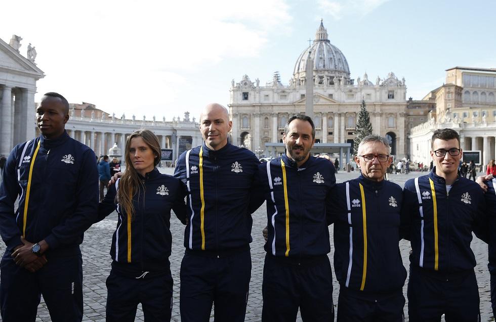Το Βατικανό ίδρυσε ομοσπονδία στίβου και θέλει συμμετοχή στους Ολυμπιακούς Αγώνες | to10.gr