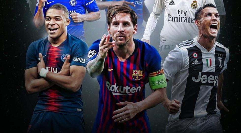 Ανοιχτή ψηφοφορία της UEFA: Αυτή είναι η κορυφαία ενδεκάδα για το 2018 | to10.gr