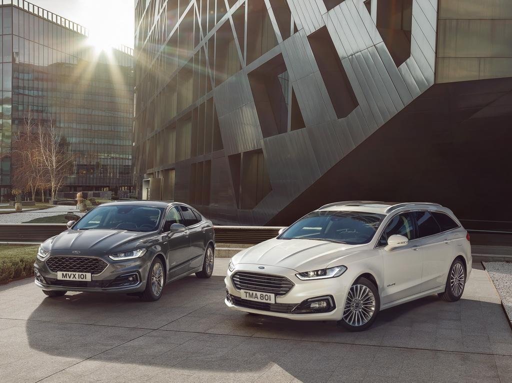 Νέα Ford Mondeo και Mondeo Hybrid Wagon | to10.gr