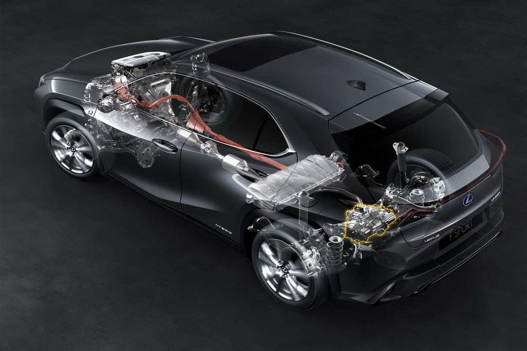 Lexus UX 250H | to10.gr