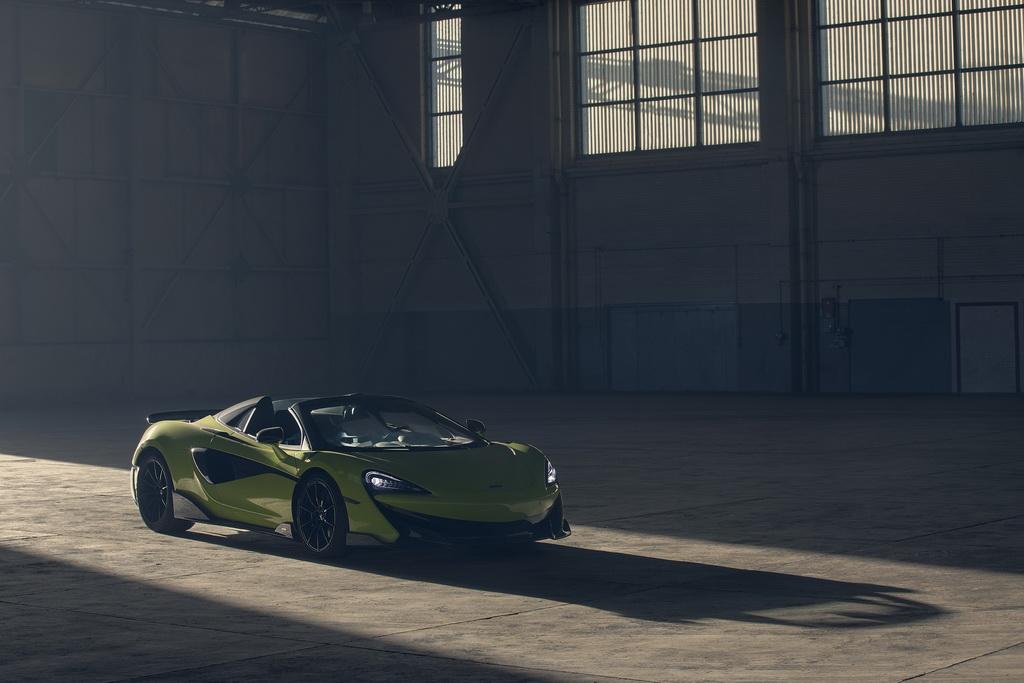 McLaren 600LT Spider | to10.gr