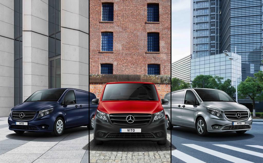 Νέες εκδόσεις για το Mercedes Vito | to10.gr