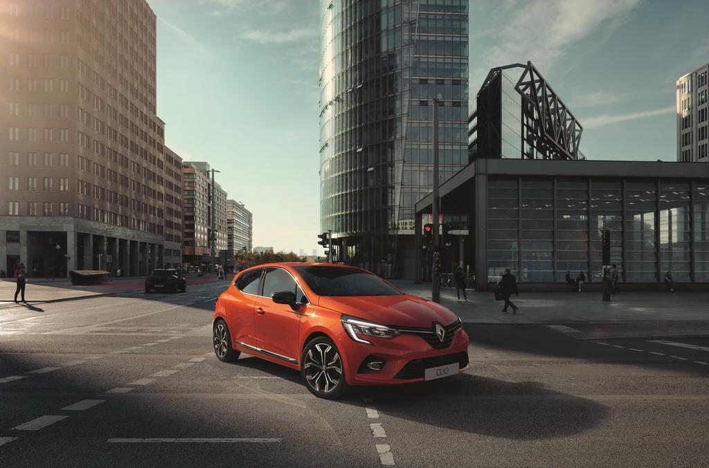 Το νέο Renault Clio εξωτερικά | to10.gr