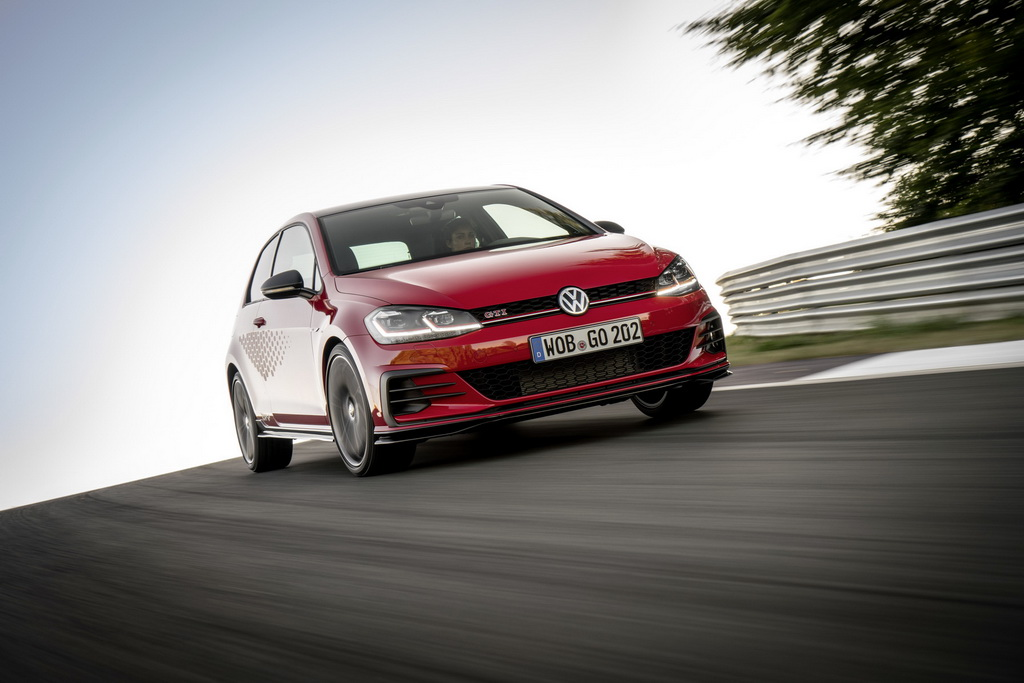 Volkswagen Golf GTI TCR | to10.gr