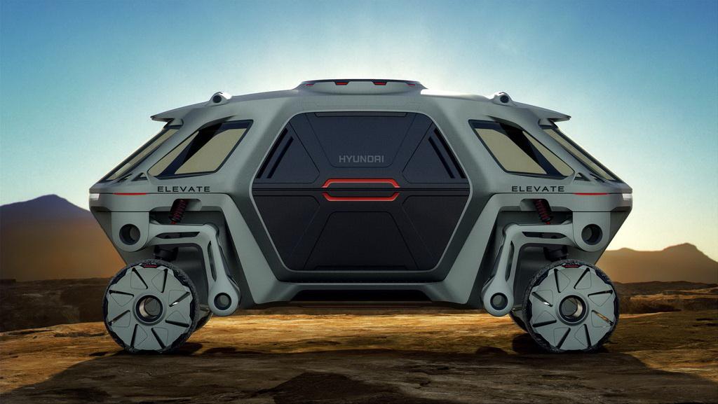 Hyundai Elevate Concept | to10.gr