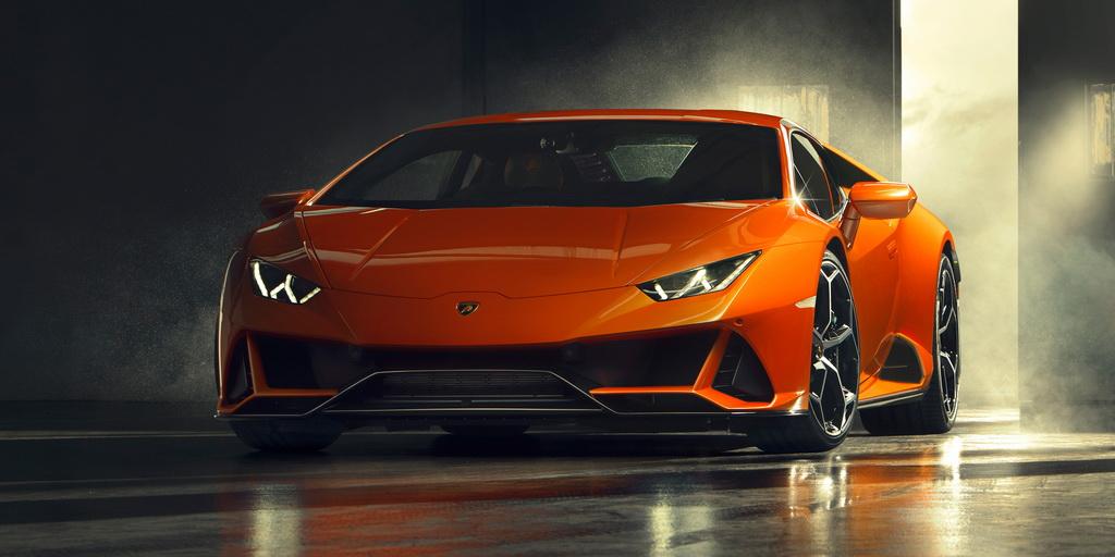 Νέα Lamborghini Huracan Evo | to10.gr