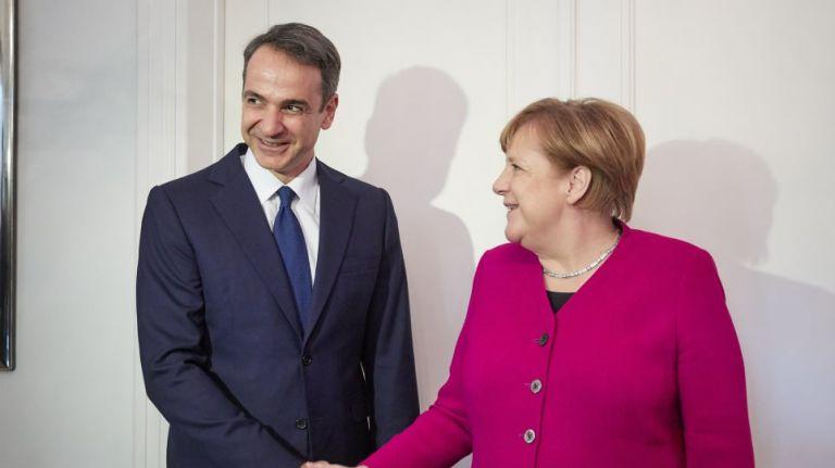Μητσοτάκης προς Μέρκελ: Κακή η συμφωνία των Πρεσπών | to10.gr