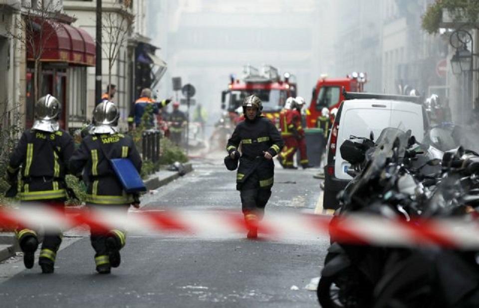 Έκρηξη στο Παρίσι: Τέσσερις νεκροί και δεκάδες τραυματίες   to10.gr