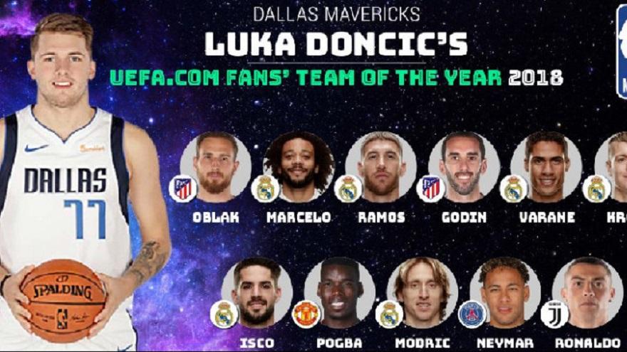 Οι αστέρες του NBA φτιάχνουν την ιδανική εντεκάδα του 2018 (pics) | to10.gr