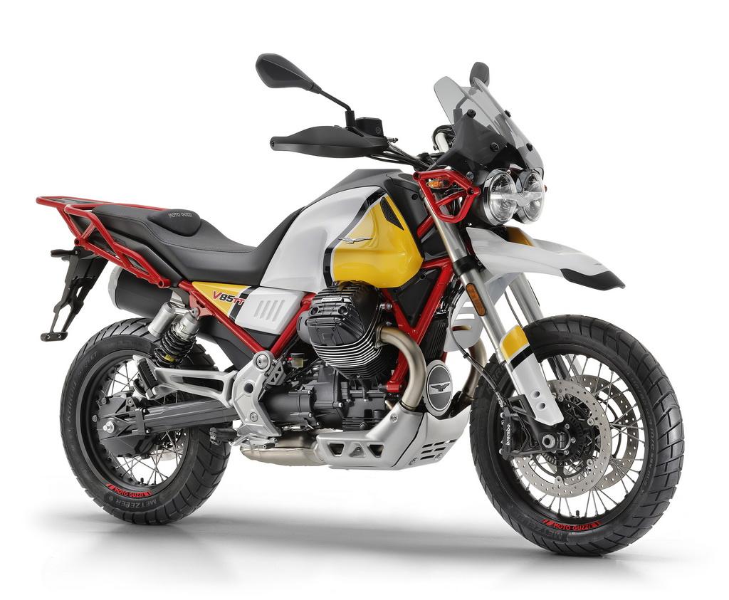Τις 8.000 έφτασαν οι κρατήσεις test drive για τη Moto Guzzi V85 TT | to10.gr