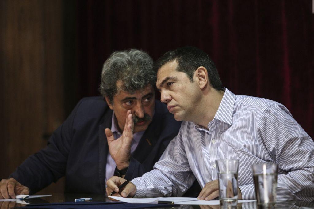 Αλέξη, παραίτησε τον Πολάκη τώρα! | to10.gr