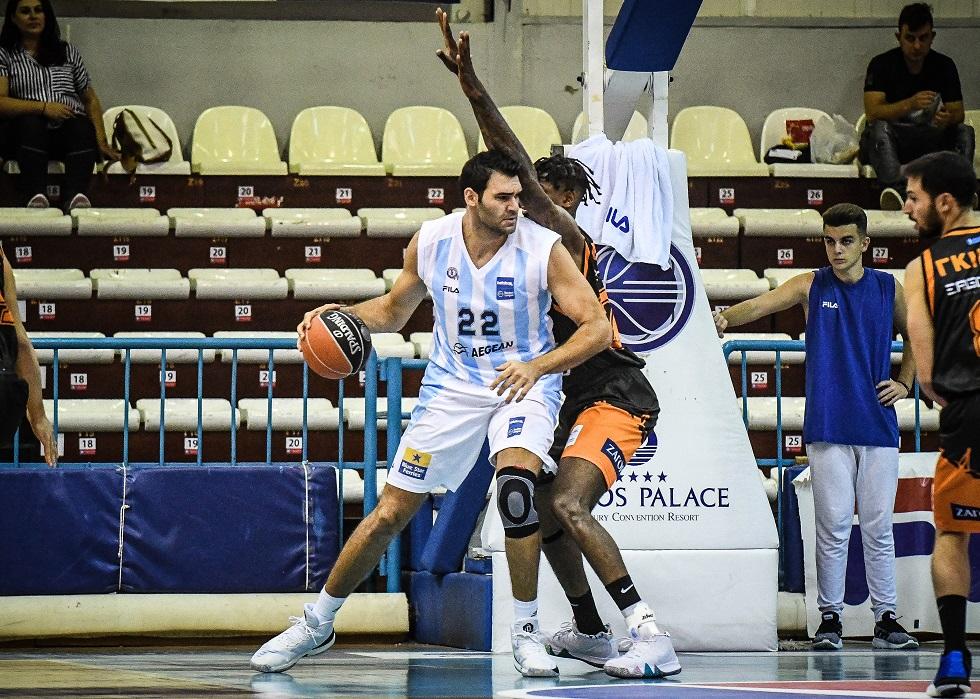 MVP του πρώτου γύρου ο Μαυροειδής | to10.gr