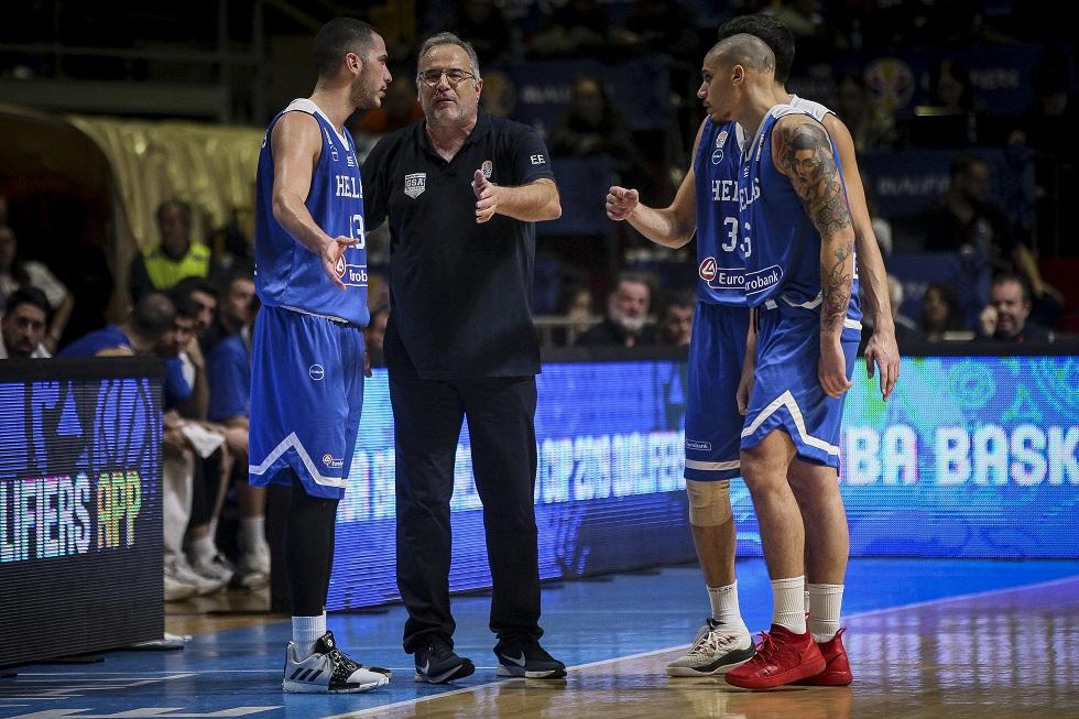 Οι κλήσεις της Εθνικής για το τελευταίο «παράθυρο» της FIBA | to10.gr
