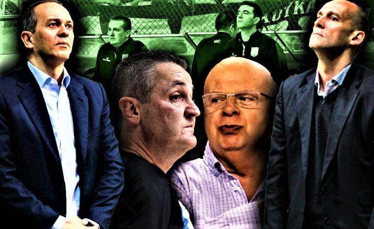 Αποκλειστικό: Ο Βασιλακόπουλος φέρνει Αναστόπουλο για να διώξει τον Ολυμπιακό   to10.gr